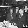 Staatsbezoek president Nyerere van Tanzania, president Nyerere maakte rondvaart , Bestanddeelnr 917-6705.jpg