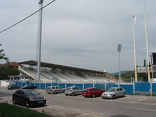 Stadion Kranjčevićeva Multi-purpose stadium in Zagreb, Croatia