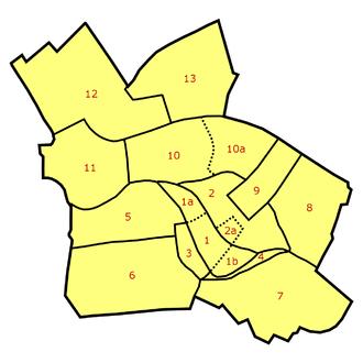Nikolaiviertel - Image: Stadtviertel in Berlin Mitte