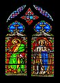 Stained-glass windows of the St Gerald abbey church of Aurillac 20.jpg