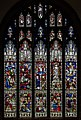 Stained Glass window, Chelmsford Cathedral (14983750078).jpg
