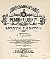 Standard atlas of Pembina County, North Dakota - including a plat book of the villages, cities and townships of the county, map of the state, United States and world - patrons directory, reference LOC 2007626719-2.jpg