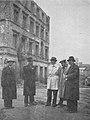 Stanisław Żaryn Aleksander Gieysztor Stanisław Herbst W. Zienkiewicz Bohdan Guerquin 1949.jpg