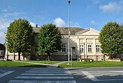 Stara Pazova - Serbia - Protestant Parochial Office.JPG