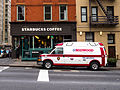 Starbucks and ambulance in NYC vc.jpg
