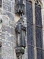 Staroměstská radnice, socha na kapli (04).jpg