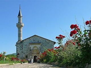 Ozbek Han Mosque