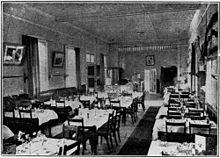 Central Station Cafe In Brisbane 1927