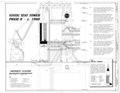 Static Test Tower Phase II - c. 1960 - Marshall Space Flight Center, Saturn Propulsion and Structural Test Facility, East Test Area, Huntsville, Madison County, HAER ALA,45-HUVI.V,7D- (sheet 2 of 3).png