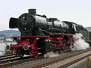 Steam engine 41360 (2004)