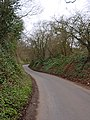 Steep winding road - geograph.org.uk - 118668.jpg
