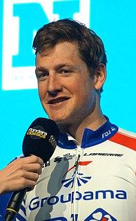 Stefan Küng Swiss cyclist