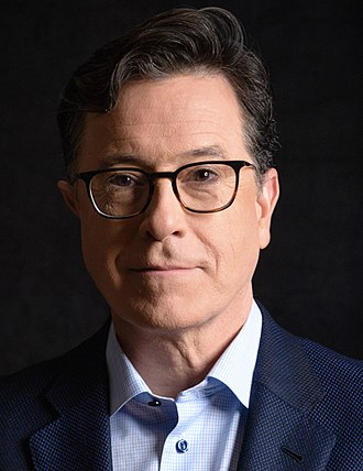 Stephen Colbert - Colbert in December 2017