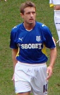 Stephen McPhail Irish footballer