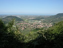 Panorama of Stiava