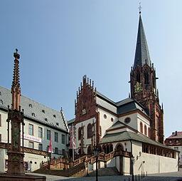 Stiftskirche Sankt Peter und Alexander Aschaffenburg