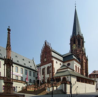 St. Peter und Alexander (Aschaffenburg) Church in Germany