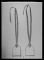Stigbygel par med 6444, franska gåvan - Livrustkammaren - 1955.tif