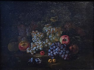Still-Life with Grapes and Figs