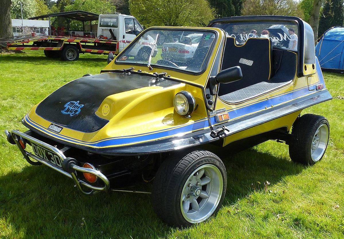 Cars For Sale 2018 >> Stimson Mini Bug - Wikipedia