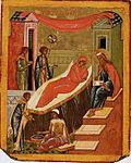 Keresztelő János születése
