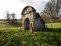 Stoke Rochford west ornamental arch.JPG