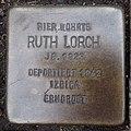 Stolperstein Bocholt Ostmauer 3 Ruth Lorch.jpg