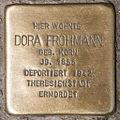 Stolperstein Dora Frohmann by 2eight 3SC1342.jpg