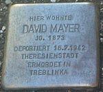 Stolperstein Munich David Mayer.jpg
