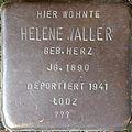 Stumbling block for Helene Waller (Im Dau 12)