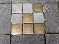 Stolpersteine Kleve Tiergartenstraße 24.jpg
