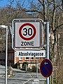 Straßenschild Absolviagasse 20200406 02.jpg