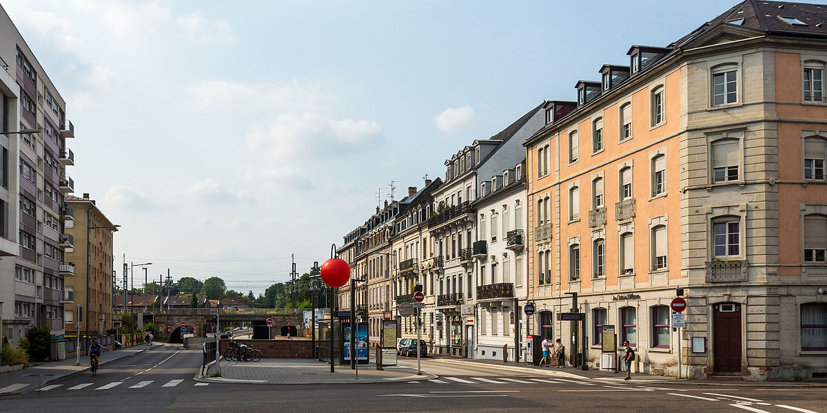 rue georges wodli wikip dia. Black Bedroom Furniture Sets. Home Design Ideas
