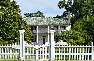 Strawberry Hill (Edenton, North Carolina) United States historic place