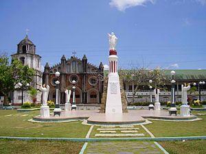 Polangui, Albay - Sts. Peter and Paul Parish Church (circa 2010)