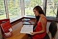 Study Break - Reading at Tulane University, 2009.jpg