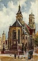 Stuttgart, Stiftskirche u. Schiller Denkmal. 653B (NBY 419527).jpg