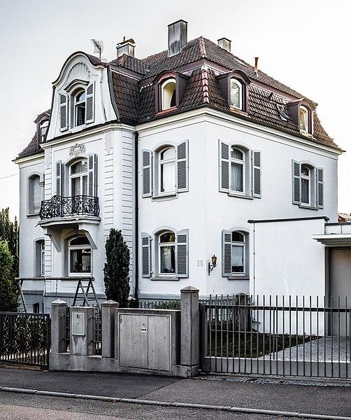 File:Stuttgart, Waldstrasse30.jpg
