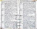 Subačiaus RKB 1832-1838 krikšto metrikų knyga 032.jpg
