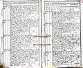 Subačiaus RKB 1832-1838 krikšto metrikų knyga 108.jpg