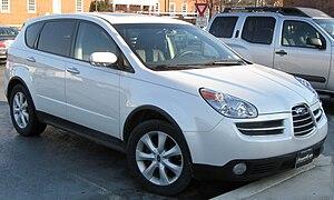 Subaru Tribeca — Wikipédia