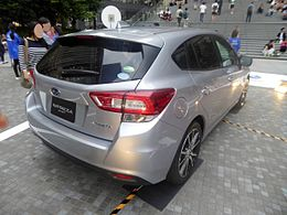 Subaru IMPREZA SPORT (5th generation prototype) rear.jpg