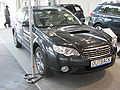 Subaru Outback III Facelift front - PSM 2009.jpg