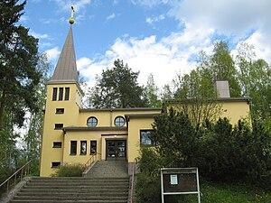 Suolahti - Suolahti Church