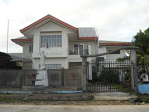 Surallah, South Cotabato - Libertad Barangay Hall