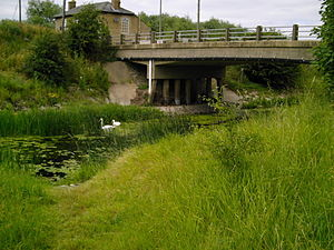 Sutton-in-the-Isle - Bridge over the Old Bedford River at Sutton Gault