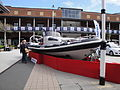 Suzuki dislay at Portsmouth Gunwharf Quays in May 2012 5.JPG