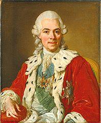 Count Sven Bunge, Privy Councillor