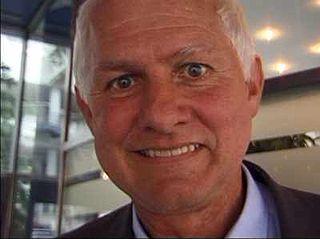 Svend Auken Danish politician