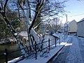 Swan Street in Snow - geograph.org.uk - 349840.jpg